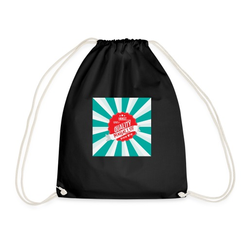 Magalluf-Badge - Drawstring Bag