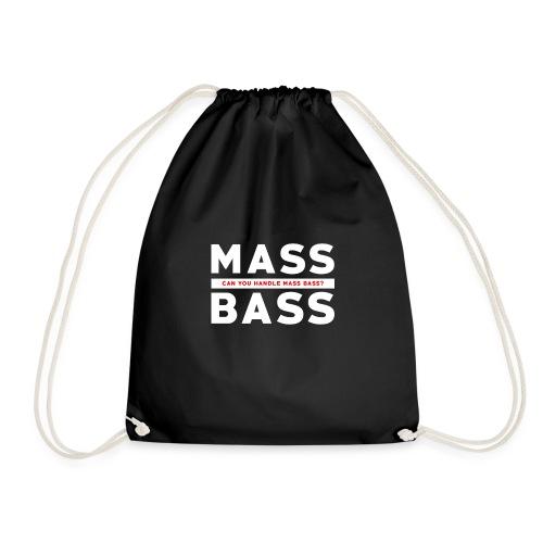 MassBass T-Shirt! Womens - Drawstring Bag
