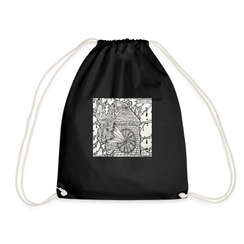 Brain Ache - Drawstring Bag