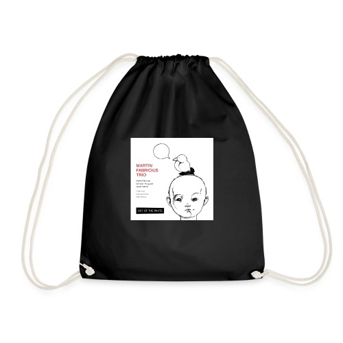 Out of the White - Mens Organic T-Shirt - Drawstring Bag