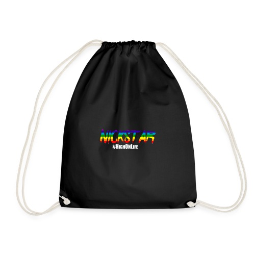 High On Life-Swater - Drawstring Bag