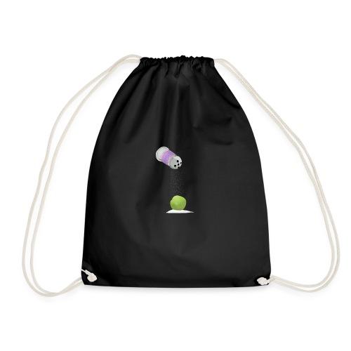 sweet pea - Drawstring Bag