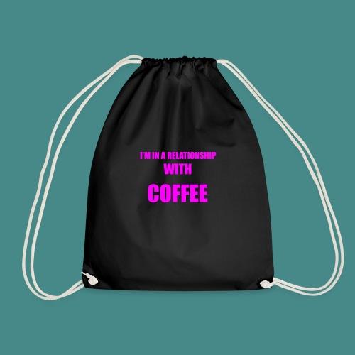 Coffe Relationship - Drawstring Bag