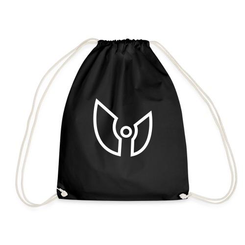 DCF_Logo_hvid - Sportstaske