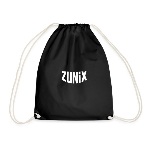 Zunix T-Shirt Man Logo Big - Gymtas