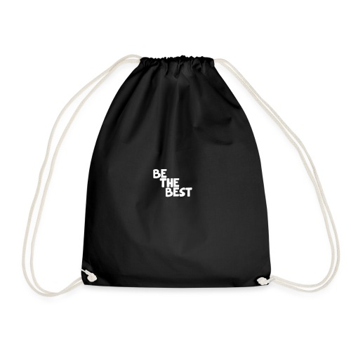 BE THE BEST Men's Track Top - Drawstring Bag