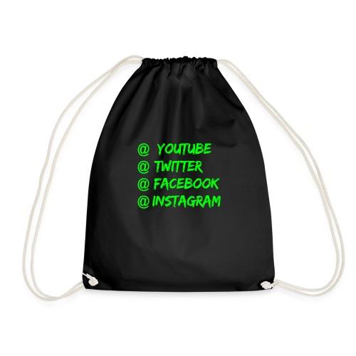 png - Drawstring Bag