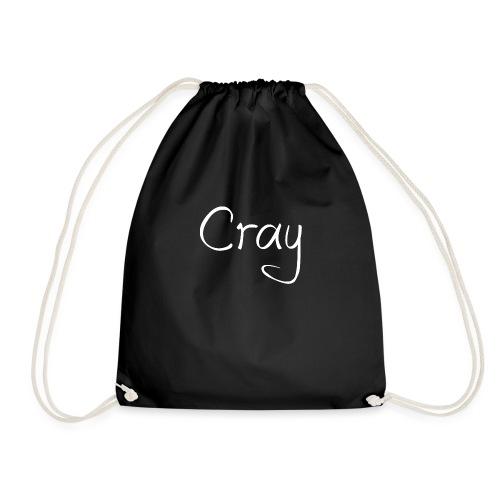 Cray Lang Ärmel TShirt für über 14 jahren - Turnbeutel