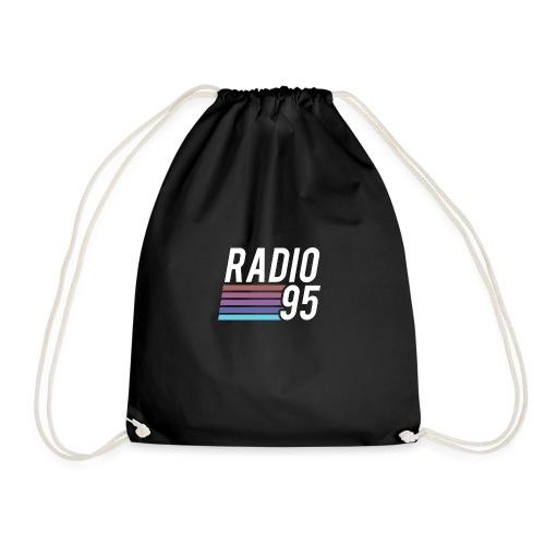 Il serbatoio superiore (Canotta) di Radio95! - Sacca sportiva