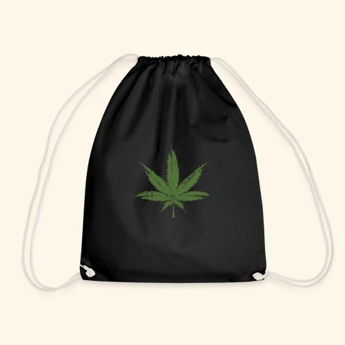 Weed leave 20x20 - Sac de sport léger