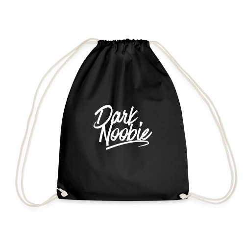 DarkNoobie Baseball Cap - Drawstring Bag