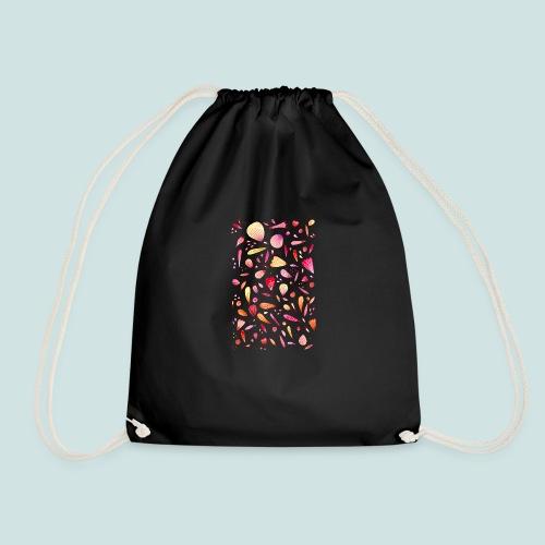 petals - Drawstring Bag