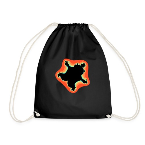 Burn Burn Quintic - Drawstring Bag