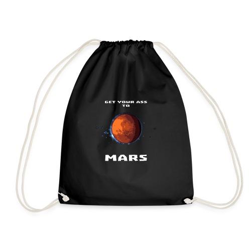 Get Your Ass To Mars - Sac de sport léger