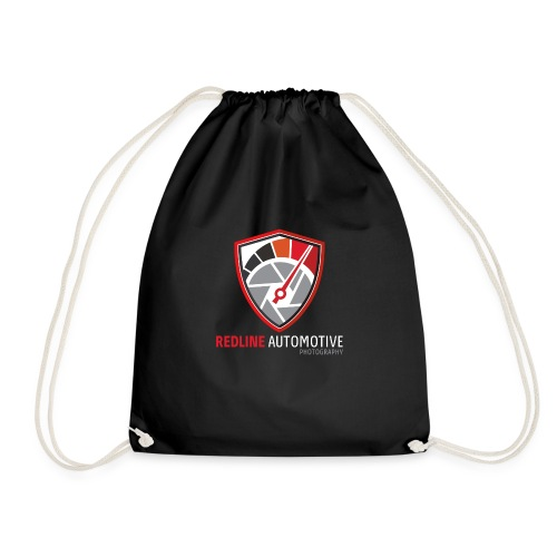 redline - Drawstring Bag