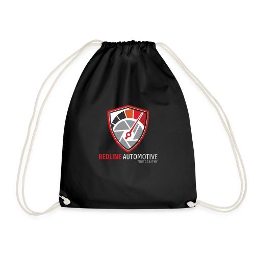 redline - Drawstring Bag