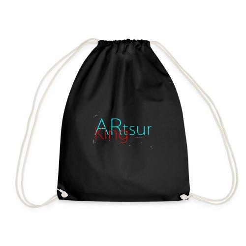 ARtsurKing Logo - Drawstring Bag