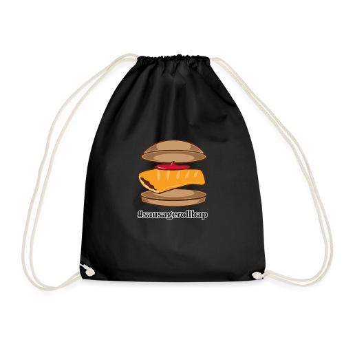Sausage Roll Bap - Drawstring Bag
