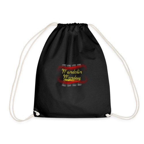 Mandolin Monday - Drawstring Bag