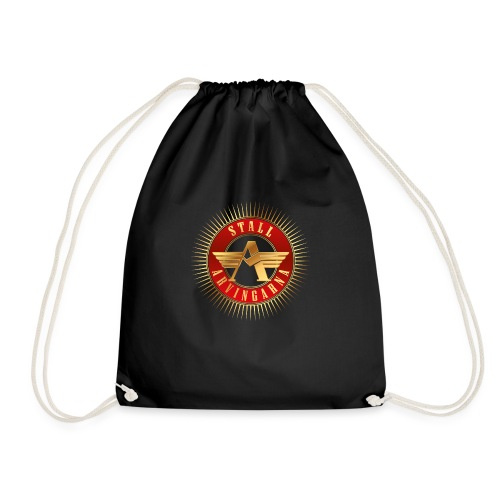 Stall Arvingarna-logo - Gymnastikpåse