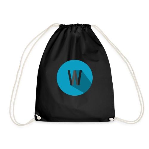 Weekiewee logo - Drawstring Bag
