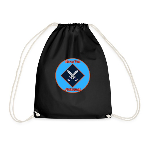 Benji The Awesome - Drawstring Bag