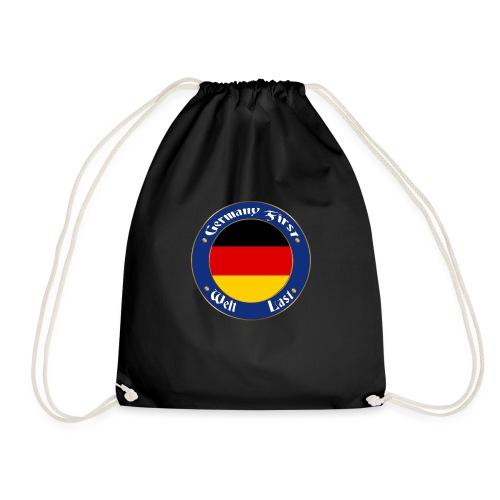 germany first - Drawstring Bag