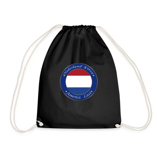 Nederland - Drawstring Bag