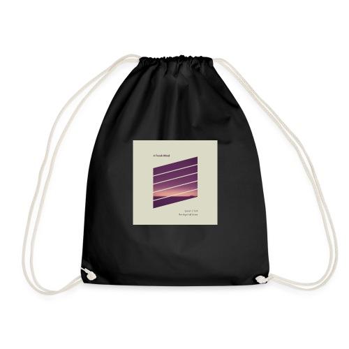 4 Track Mind - Drawstring Bag