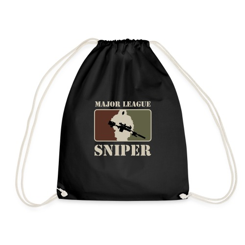 Major League Sniper - Drawstring Bag