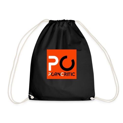 PO PornCritic - Drawstring Bag