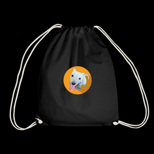 Computer figure 1024 - Drawstring Bag