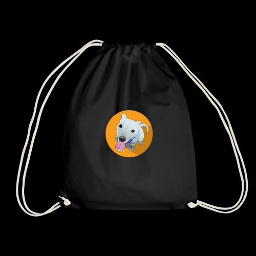 Computer figure 1024 - Drawstring Bag