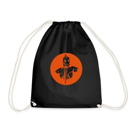 logo Robot steampunk - Sac de sport léger