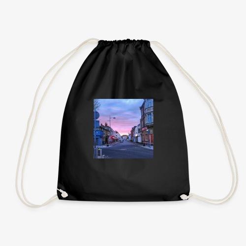 Clacton Sunrise - Drawstring Bag