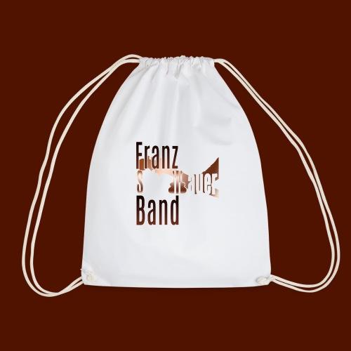 FSB logo brown - Drawstring Bag