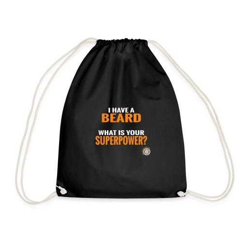 Beard Superpower - Gymtas