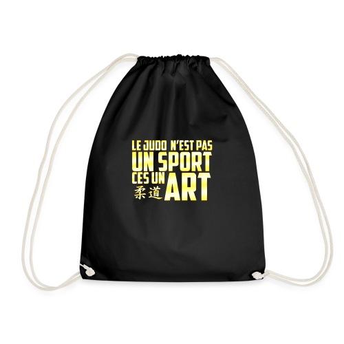 Le T-Shirt du Judoka ! - Sac de sport léger