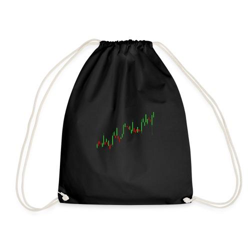 Forex Trader Candles - Drawstring Bag
