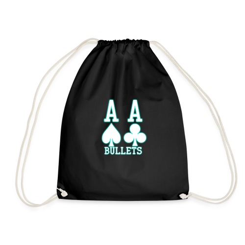 Glowing Aces - Drawstring Bag