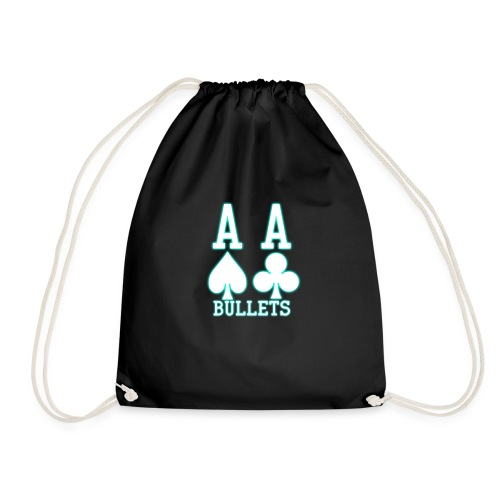 Glowing Aces - Drawstring Bag