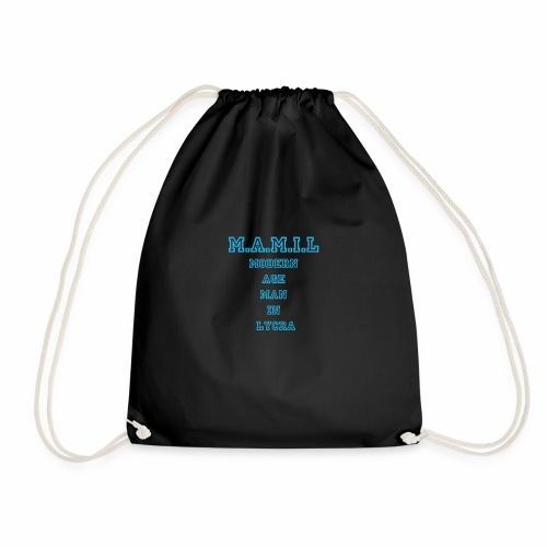 MAMIL - Drawstring Bag