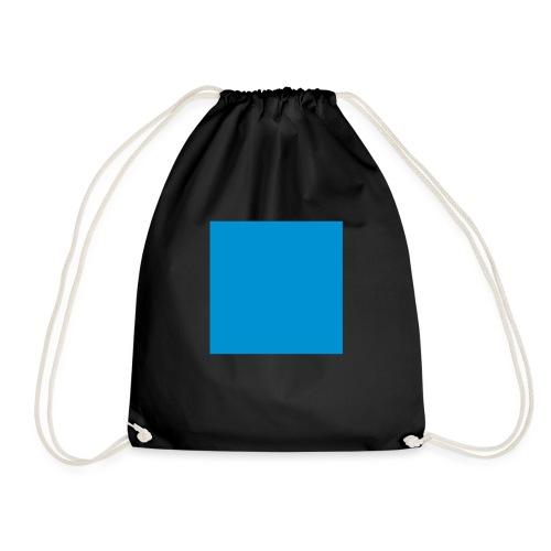Sweat Carré Bleu - Sac de sport léger