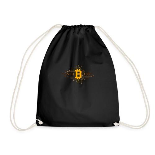 Bitcoin Krypto Design - Turnbeutel