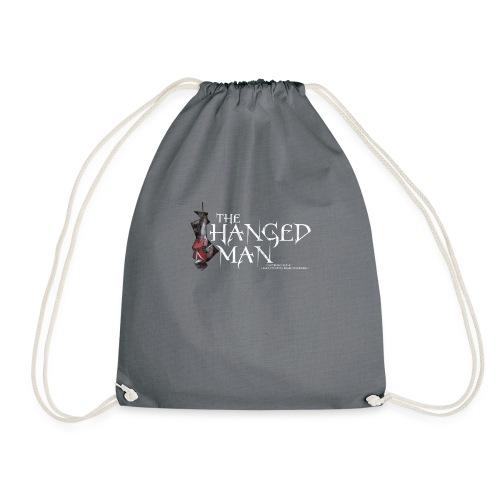 The Hanged Man Design - Drawstring Bag
