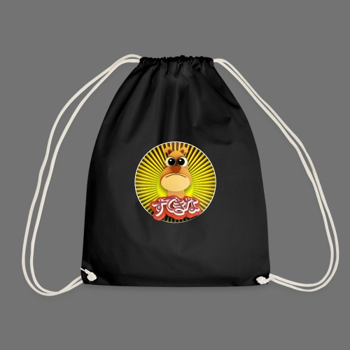 Nice Dog - Drawstring Bag