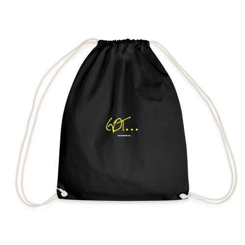 GOT LARGE LOGO - Drawstring Bag