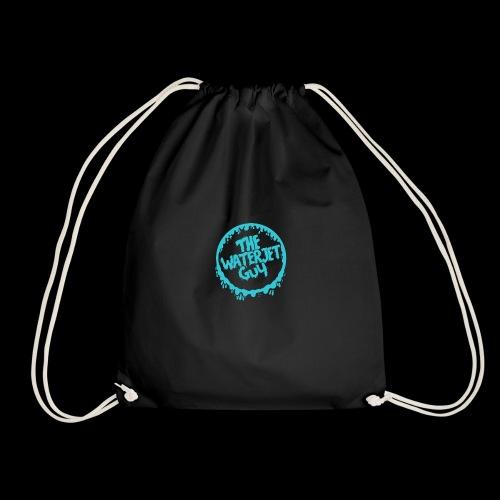 The Watjet Guy - Drawstring Bag