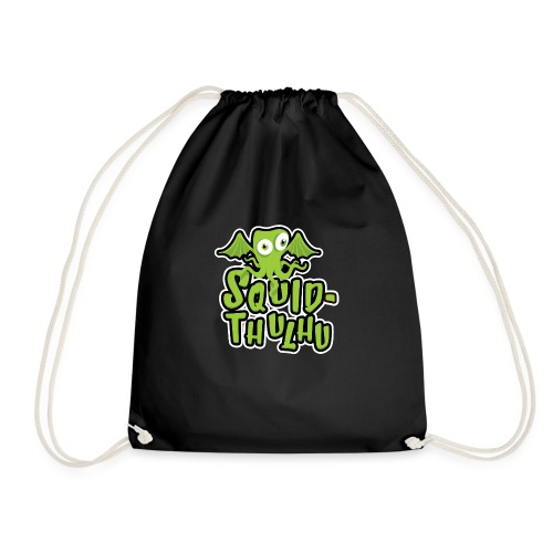 Squid-thulhu - Drawstring Bag