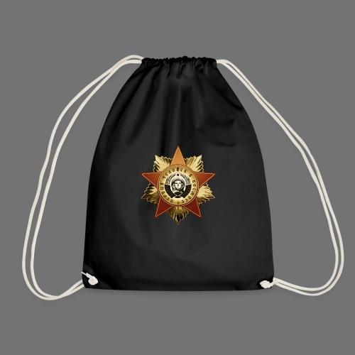 Medal kosmonauta - Worek gimnastyczny